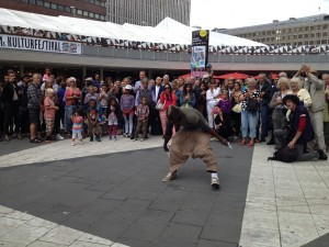 """ADS' Doundounba""""Plattan"""" Stockholms Kulturfestival 2013"""