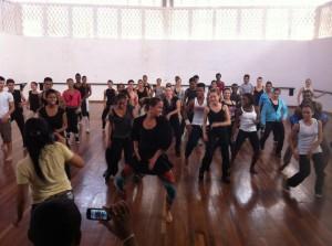 Lisa Janbell, Lärare Afro-Cuban-Swing & Carib-Swing