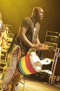"""Mohamed """"Mackan"""" Sylla, Musiker"""