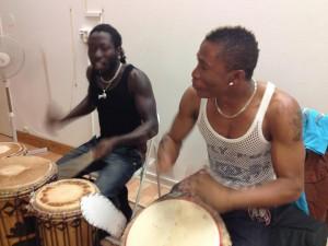 Daouda Camara & Abou Camara, musiker
